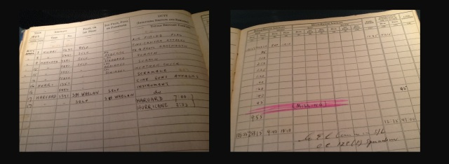logbook Normand Roy